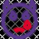 Cry Devil Icon