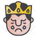 Cry King Icon