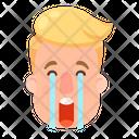 Crying Icon