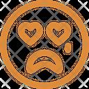 Crying Weeping Adoring Icon