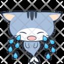 Sad Tear Unhappy Icon