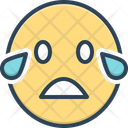 Crying Cry Blubber Icon