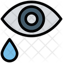 Crying Eye Tear Icon