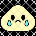 Crying Sad Cry Icon