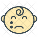 Baby Cry Crying Icon