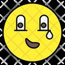 Crying Eyes Emoji Emoticon Emotion Icon