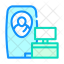 Cryonics Medical Equipment Icon