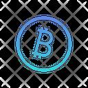Crypto Digital Coin Icon