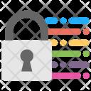 Crypto Blockchain Encryption Icon