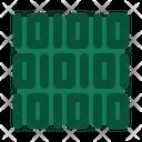 Crypto Binary Icon