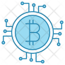 Crypto currency Icon
