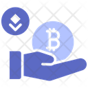 Crypto Investment Bitcoin Crypto Icon
