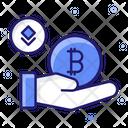 Crypto Investment Icon