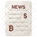 Crypto News Icon