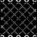 Crypto Blockchain Program Icon