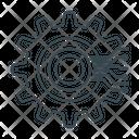 Crypto Technology Icon