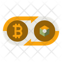 Crypto Transfer Icon
