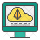 Crypto Website Marketing Icon