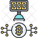 Cryptocurrency Icon