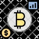 Cryptocurrency Bitcoin Exchange Icon