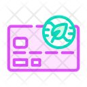 Cryptocurrency Card Icon