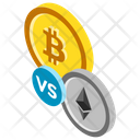 Cryptocurrency Alternative Currencies Digital Currencies Icon