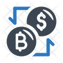 Cryptocurrency Exchange Cryptocurrency Currency Icon