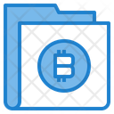Cryptocurrency Folder Icon