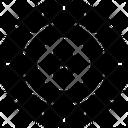 Cryptocurrency Future Future Of Bitcoin Future Of Blockchain Icon