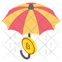 Cryptocurrency Insurance Icon