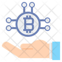 Cryptocurrency Investment Bitcoin Cryprocurrency Icon