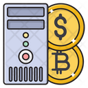 Bitcoin Dollar Pc Icon