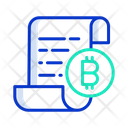 Cryptocurrency Search Icon
