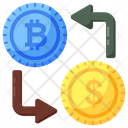 Cryptocurrency Trading Icon