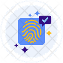 Cryptographic signature Icon