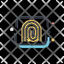 Cryptographic Signature Icon