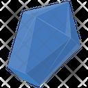 Diamond Red Jewel Icon