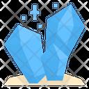 Crystal Gem Stone Icon