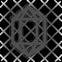Accessories Crystal Diamond Icon