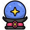 Crystal Ball Astrology Icon