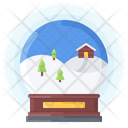 Ball Snow Snowfall Icon