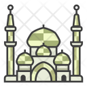 Crystal mosque Icon