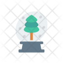 Crystal Ball Decoration Icon