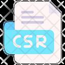Csr Document File Icon
