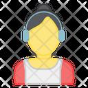 Csr Customer Service Customer Support Icon