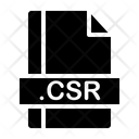 Csr File Icon