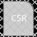 Csr Extension File Icon