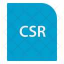 Csr Extension File Icon