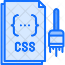 Css Style File Icon