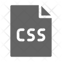 Css Programming Language Icon